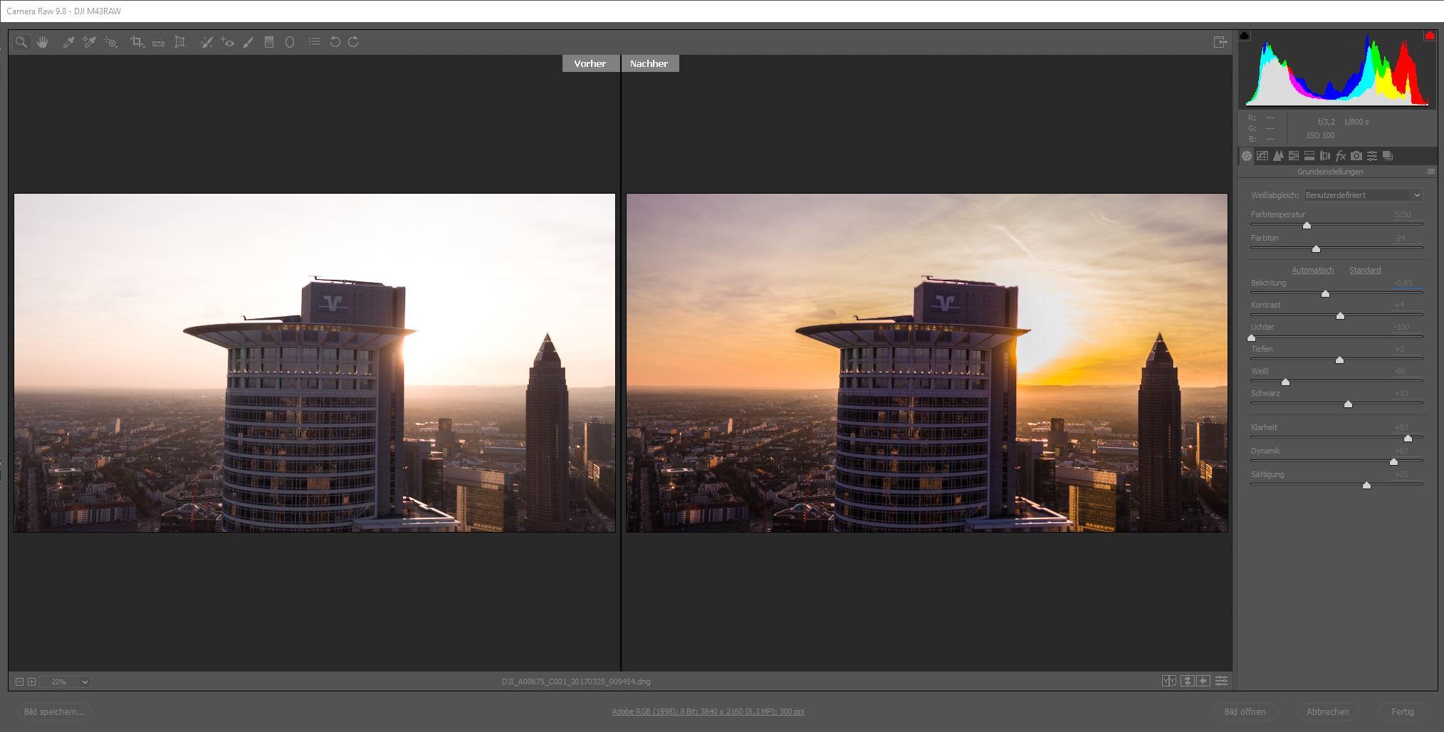 RAW footage Luftaufnahme drohne drone 4k uhd framestorm media skyline frankfurt am main